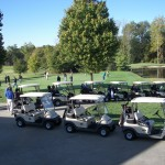 golf course carts